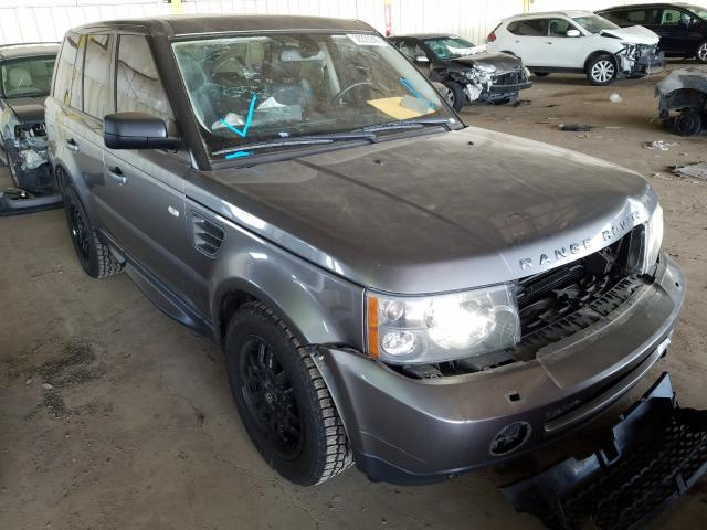 Land Rover salvage cars for sale: 2009 Land Rover Range Rover