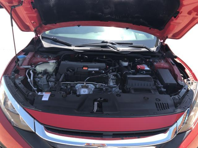 2016 Honda Civic Lx 2.0L inside view