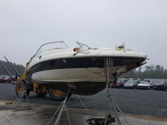 Sea Ray salvage cars for sale: 2004 Sea Ray 270SUNDECK