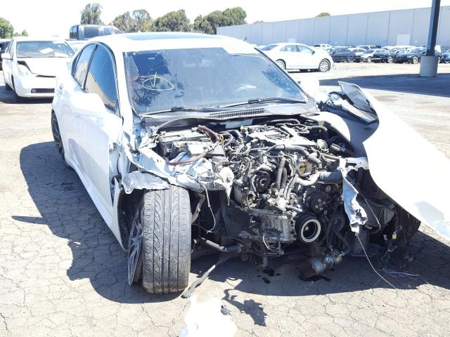 Salvage 2012 Lexus IS F for sale