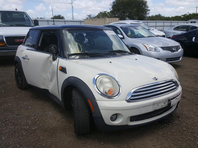 Mini Cooper salvage cars for sale: 2008 Mini Cooper