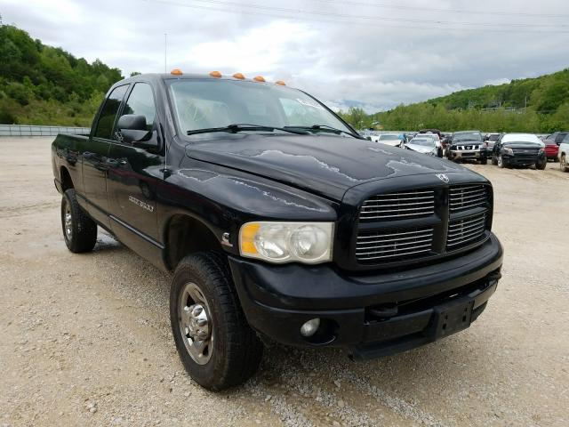 Dodge RAM 3500 S salvage cars for sale: 2003 Dodge RAM 3500 S