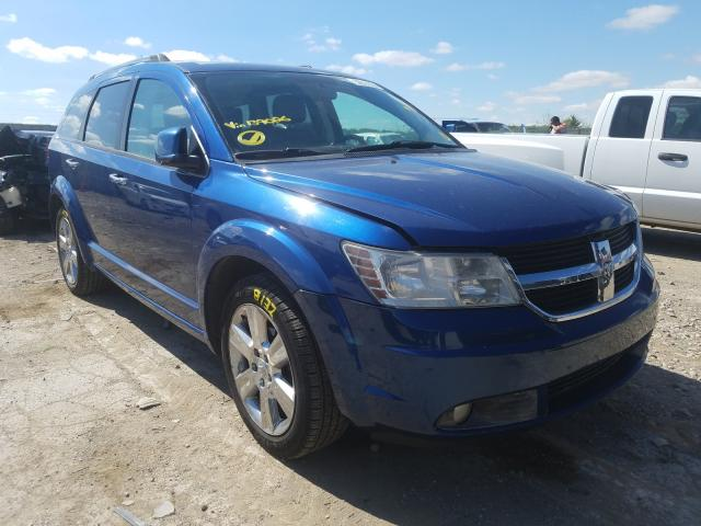 Vehiculos salvage en venta de Copart Kansas City, KS: 2010 Dodge Journey R