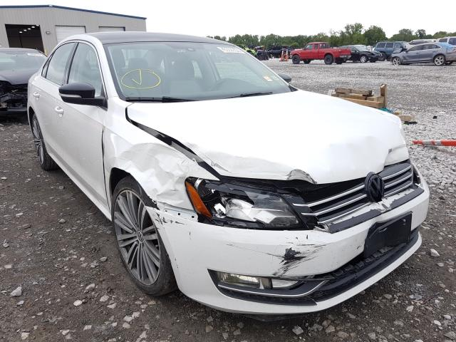 2015 Volkswagen Passat SE for sale in Alorton, IL