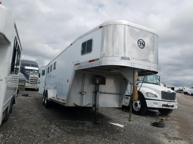 Other Horse Trailer salvage cars for sale: 1999 Other Horse Trailer