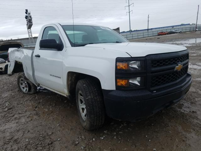 Salvage cars for sale from Copart Columbus, OH: 2015 Chevrolet Silverado