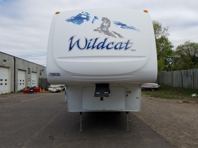 2007 WILDWOOD  WILDCAT