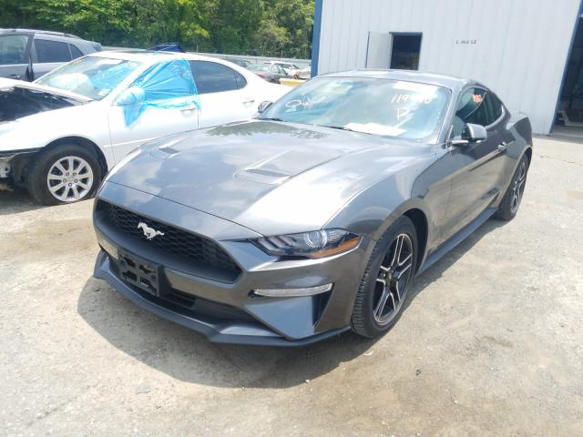 2018 FORD MUSTANG - 2