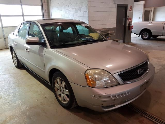 Vehiculos salvage en venta de Copart Sandston, VA: 2006 Ford Five Hundr