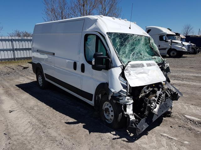 Salvage 2019 RAM PROMASTER - Small image. Lot 31301350