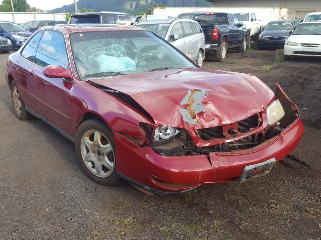 Acura 2.2CL salvage cars for sale: 1997 Acura 2.2CL