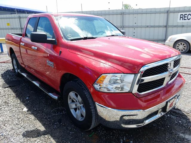 Dodge salvage cars for sale: 2017 Dodge RAM 1500 SLT