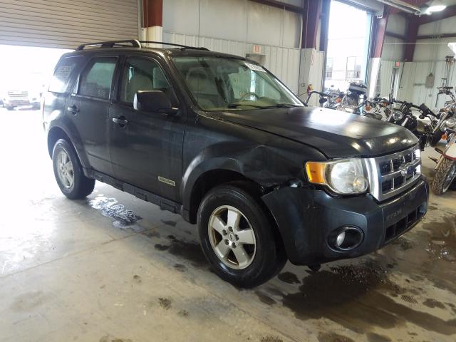 Salvage cars for sale from Copart Chatham, VA: 2008 Ford Escape XLT
