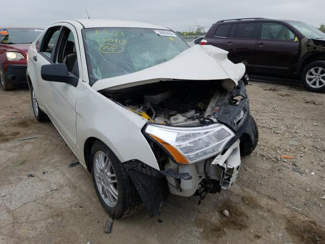 Ford Focus salvage cars for sale: 2011 Ford Focus