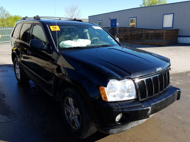 Jeep Grand Cherokee salvage cars for sale: 2007 Jeep Grand Cherokee