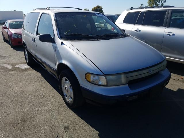 Mercury Villager salvage cars for sale: 1994 Mercury Villager