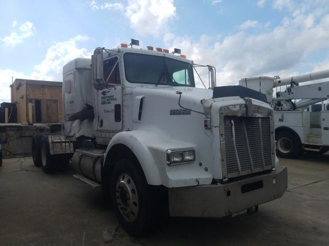 Kenworth T800 salvage cars for sale: 1995 Kenworth T800