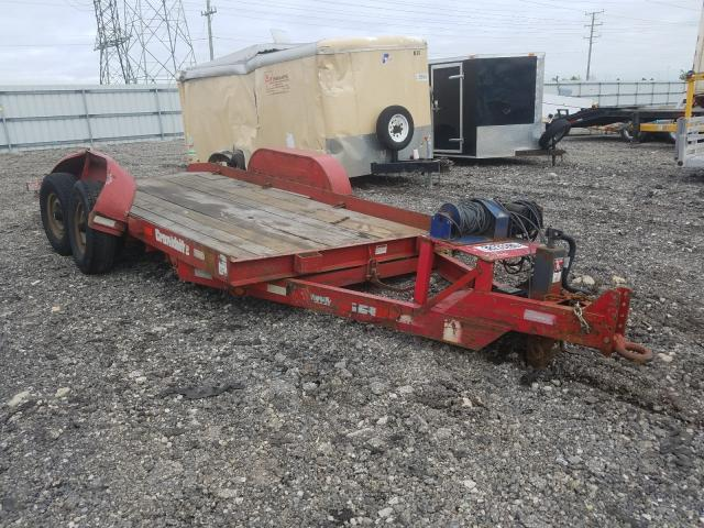 CAR salvage cars for sale: 2007 CAR Trailer