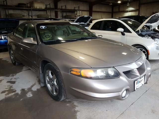 Pontiac Bonneville salvage cars for sale: 2003 Pontiac Bonneville