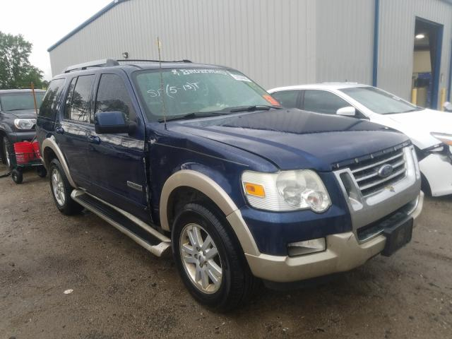 Ford Explorer E Vehiculos salvage en venta: 2006 Ford Explorer E