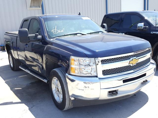 Salvage cars for sale from Copart Apopka, FL: 2012 Chevrolet Silverado