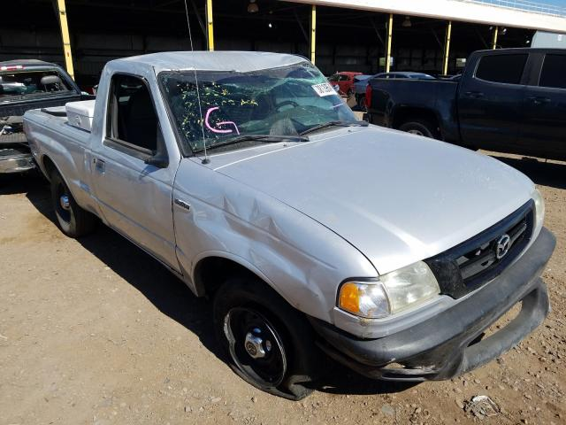 Mazda B2300 salvage cars for sale: 2003 Mazda B2300