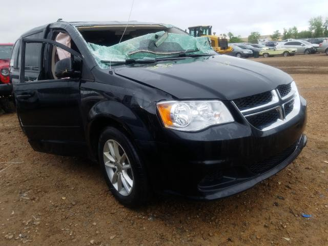 Dodge salvage cars for sale: 2016 Dodge Grand Caravan