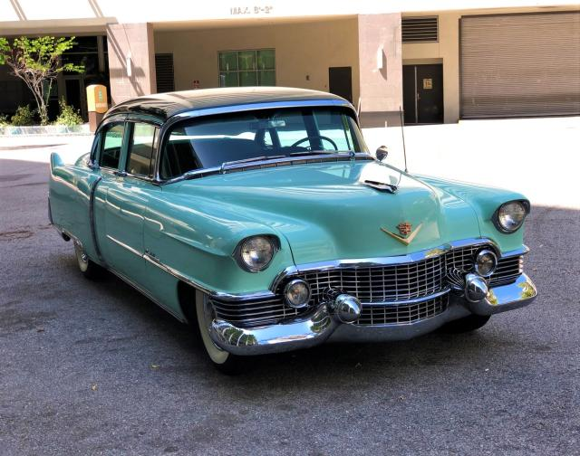 Cadillac Series 62 salvage cars for sale: 1954 Cadillac Series 62