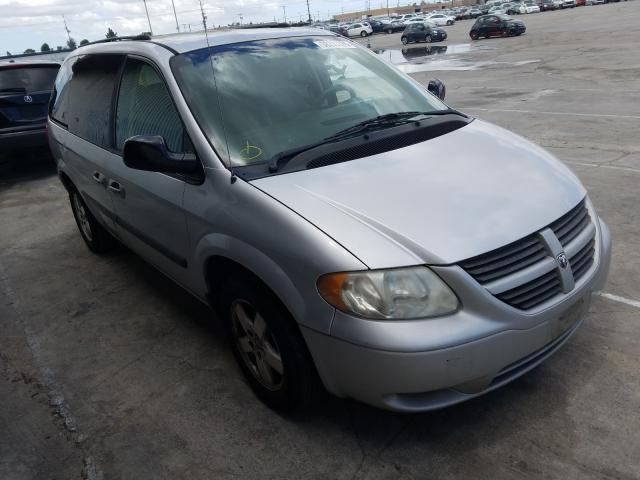 Dodge Caravan SX salvage cars for sale: 2005 Dodge Caravan SX