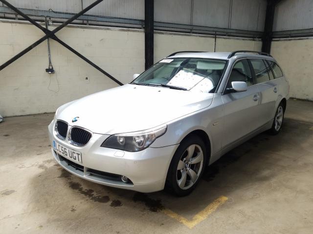 BMW 520D SE TO - 2006 rok