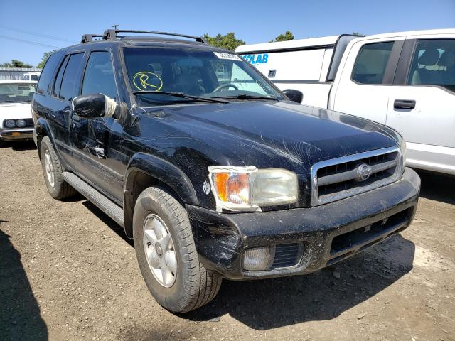 Nissan Pathfinder salvage cars for sale: 1999 Nissan Pathfinder