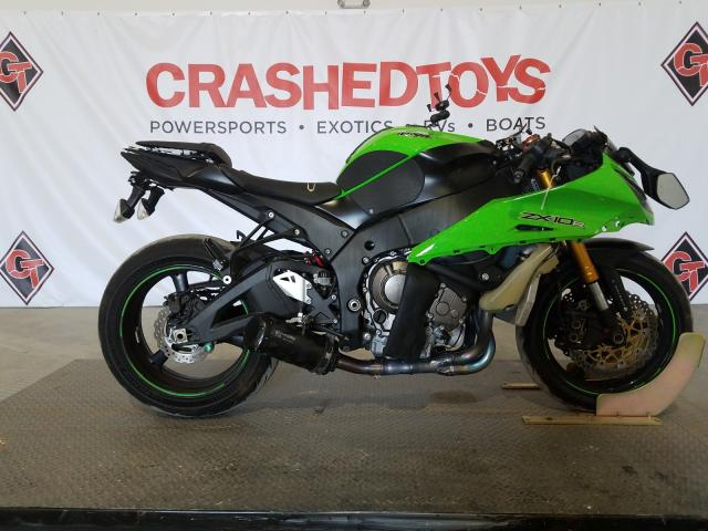 Kawasaki ZX1000 K salvage cars for sale: 2014 Kawasaki ZX1000 K