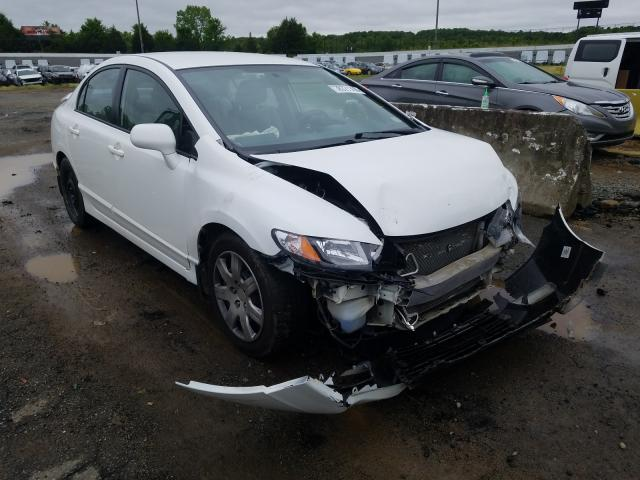 Honda Civic LX salvage cars for sale: 2009 Honda Civic LX