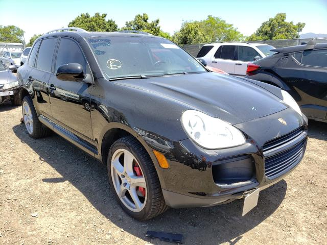 Porsche salvage cars for sale: 2005 Porsche Cayenne TU