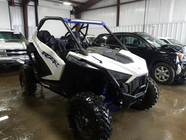 Salvage cars for sale from Copart West Mifflin, PA: 2020 Polaris RZR XP 100