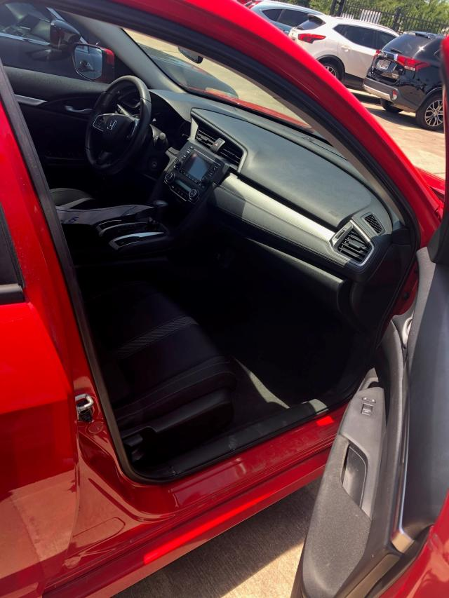 2016 Honda Civic Lx 2.0L close up View