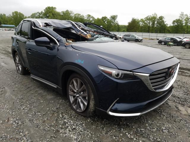 Mazda CX-9 Grand Touring salvage cars for sale: 2020 Mazda CX-9 Grand Touring