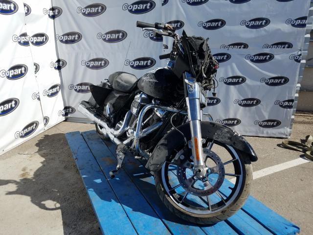Salvage cars for sale from Copart Anthony, TX: 2020 Harley-Davidson Flhx