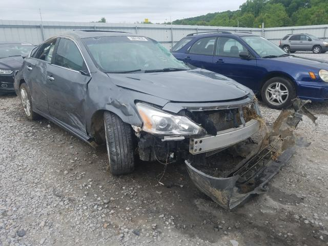 Salvage cars for sale from Copart Prairie Grove, AR: 2015 Nissan Altima 3.5