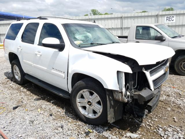 Chevrolet Tahoe C150 salvage cars for sale: 2009 Chevrolet Tahoe C150