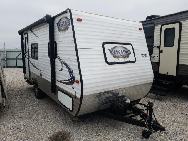 Viking salvage cars for sale: 2016 Viking Trailer