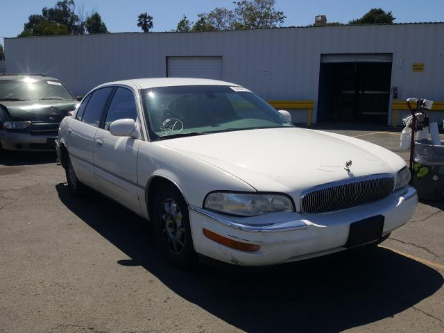 Buick salvage cars for sale: 2002 Buick Park Avenue