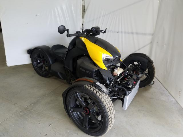 Salvage cars for sale from Copart Waldorf, MD: 2019 Can-Am Ryker