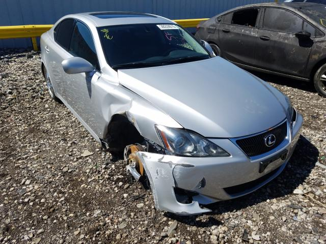 Lexus IS 250 salvage cars for sale: 2006 Lexus IS 250