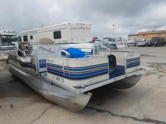 Sylvan Boat salvage cars for sale: 1997 Sylvan Boat