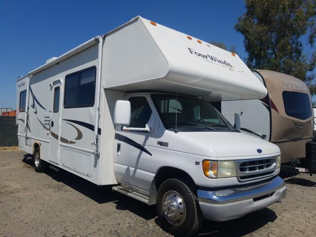 Four Winds salvage cars for sale: 2003 Four Winds Motorhome