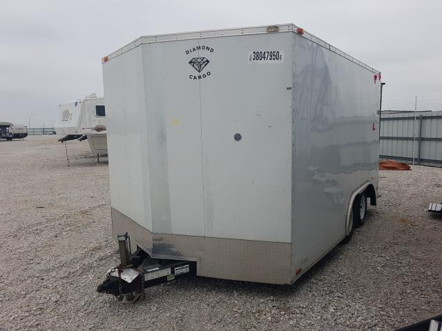 2012 TRAILKING  ENCLOSED