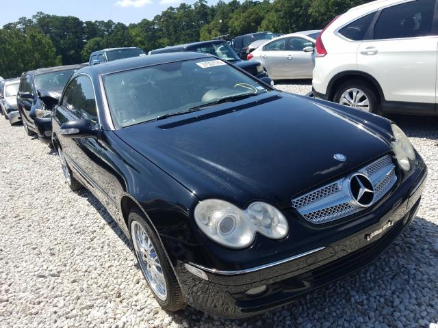 Salvage cars for sale from Copart Houston, TX: 2007 Mercedes-Benz CLK 350