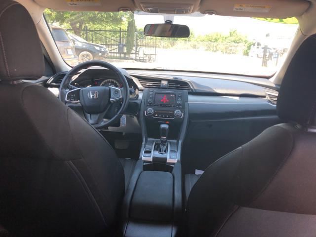 2016 Honda Civic Lx 2.0L detail view