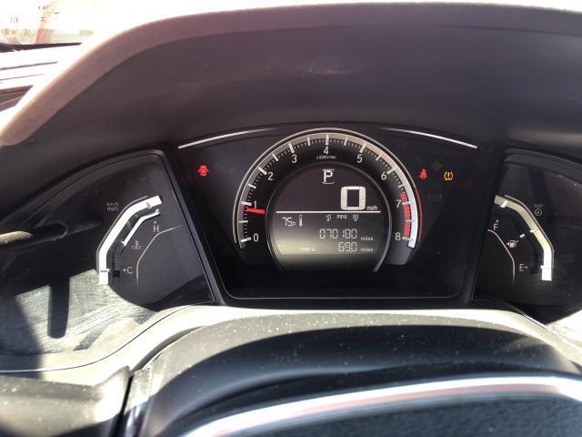 2016 Honda Civic Lx 2.0L front view